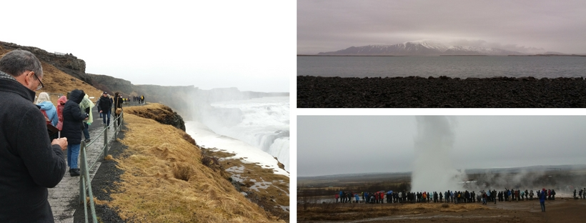 Photos of scenery in Iceland