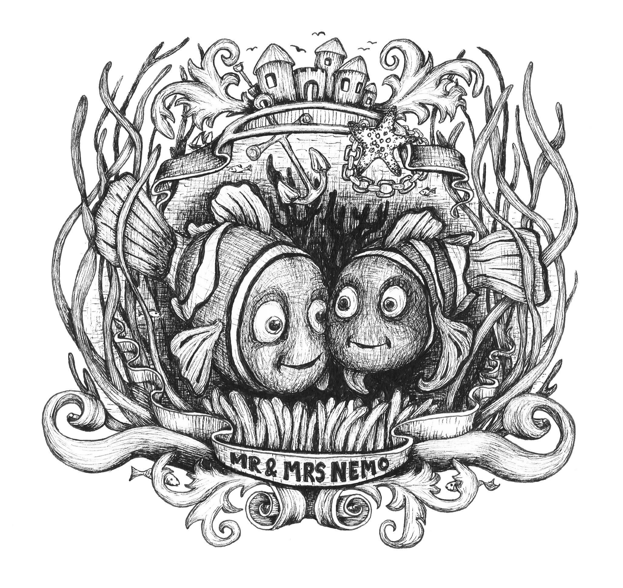 Mr & Mrs Nemo